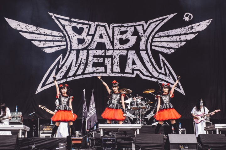 【音楽】BABYMETALの東京ドーム単独公演2DAYS、WOWOWで放送©2ch.netYouTube動画>40本 dailymotion>1本 ->画像>127枚