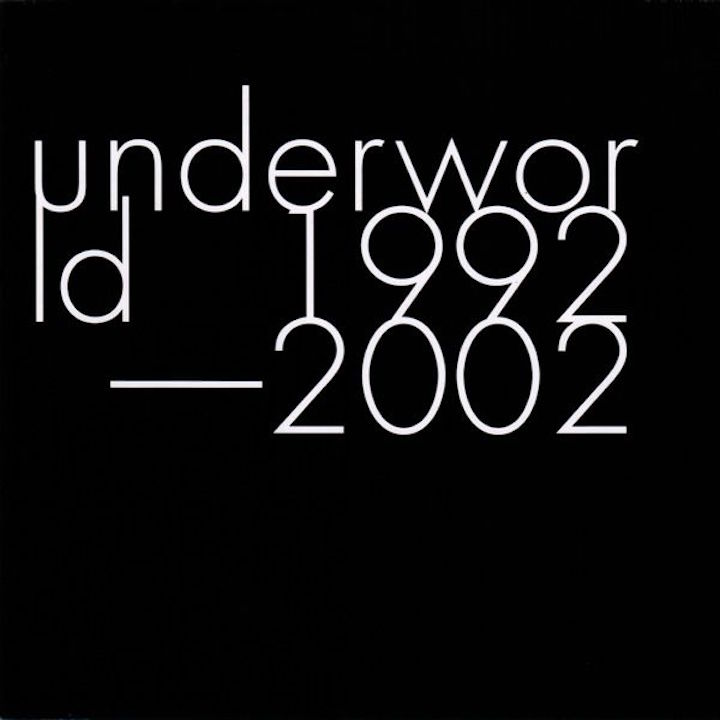 (Cover)Underworld - 1992-2002