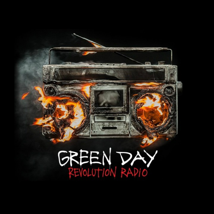 Green Day-revolution Radio