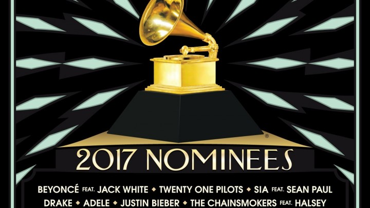 Final Cover_2017 Grammy Nominees