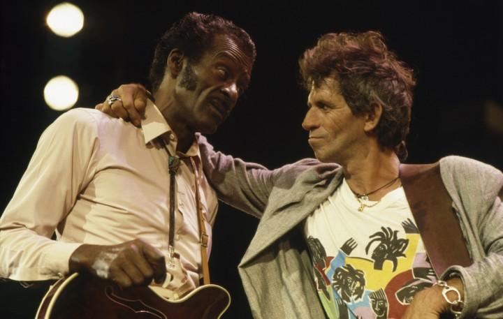 【音楽】ローリング・ストーンズのキース・リチャーズ、チャック・ベリーに殴られた話を明かす