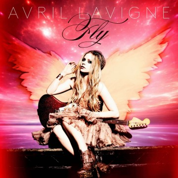 Avril Lavigne - Fly - Single