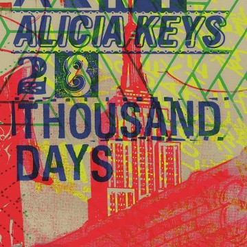 Alicia Keys_28 Thousand Days_SgJK写