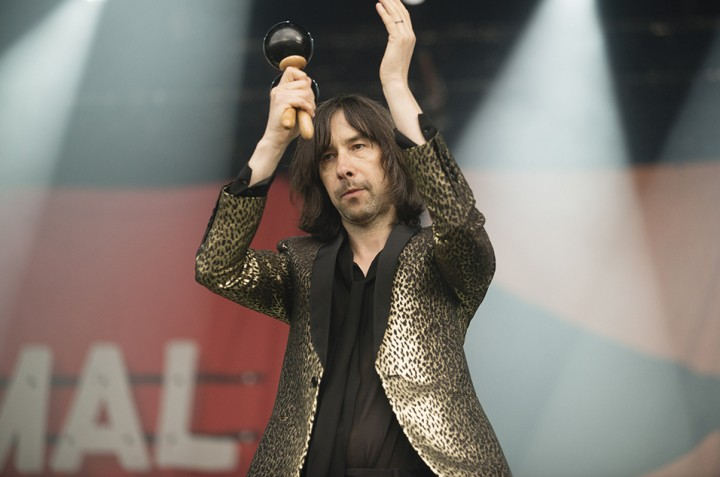 Ross Gilmore/NME