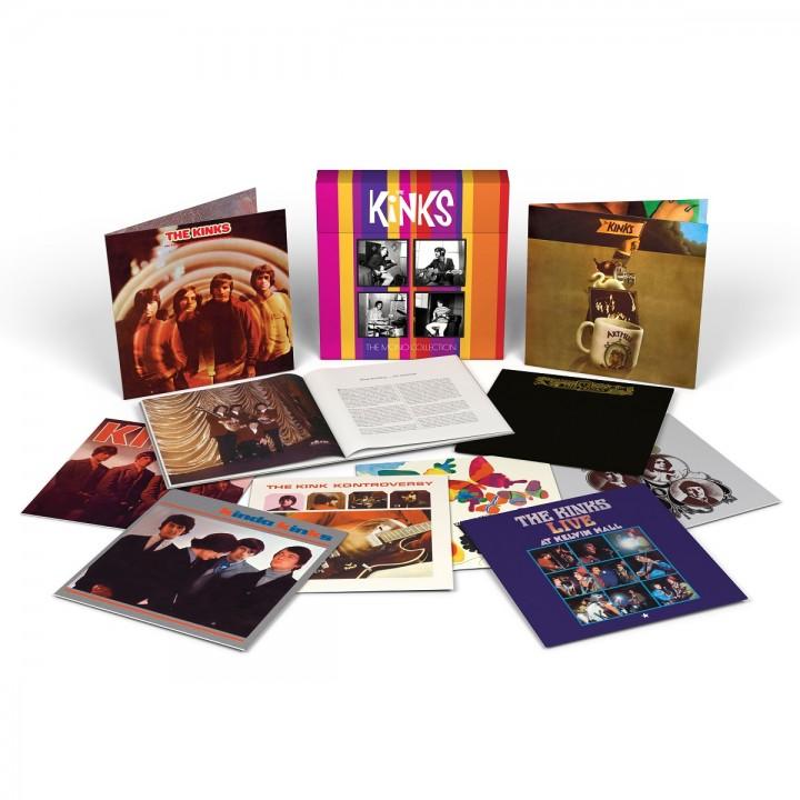 Kinks-MonoCollection
