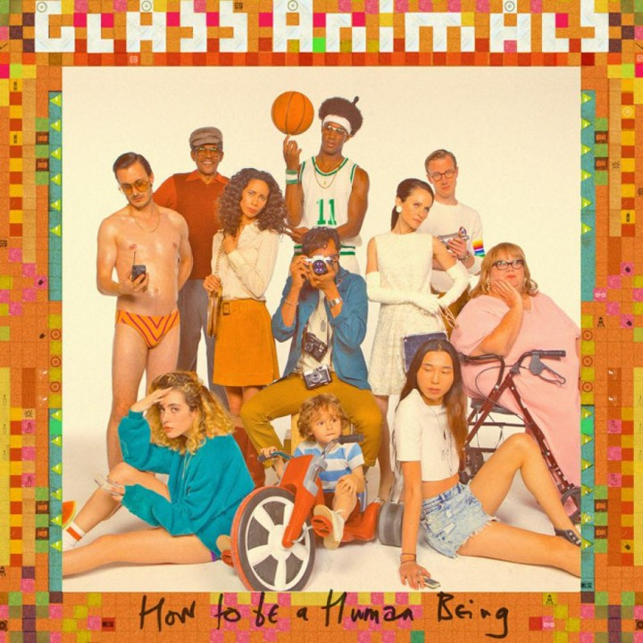 Glass Animals-How To Be A Human Being