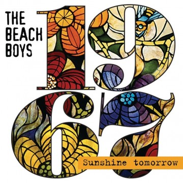 The Beach Boys 1967 Sunshine Tomorrow Cover