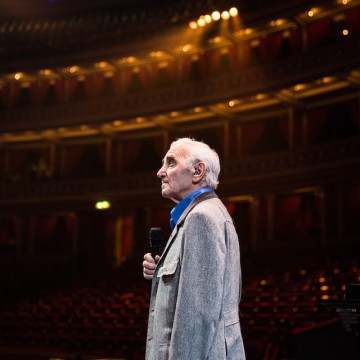 Nicholas Aznavour / PRESS