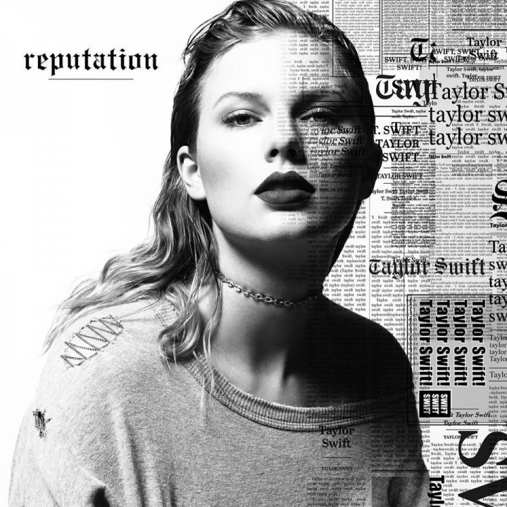 31_Taylor Swift – 'Reputation'