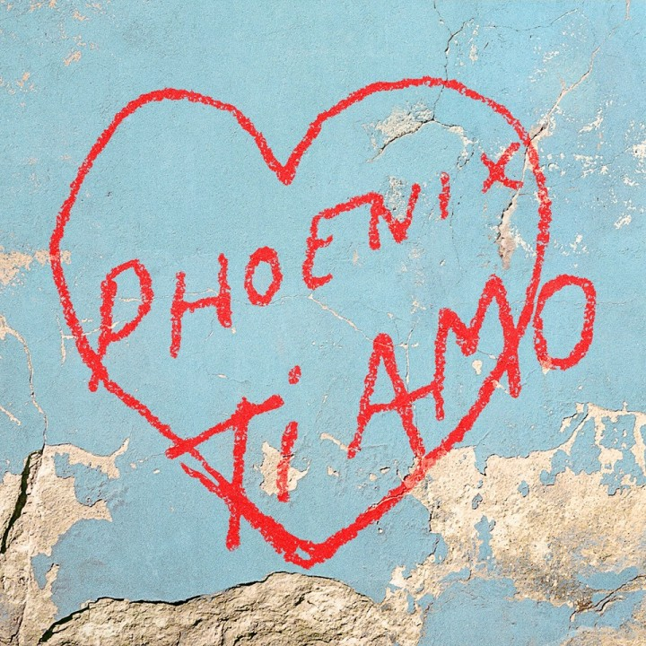 43_Phoenix – 'Ti Amo'