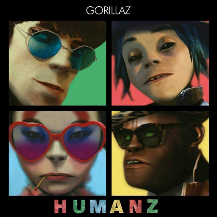 18_Gorillaz – 'Humanz'