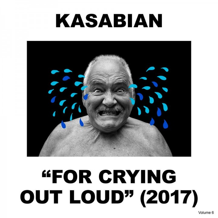 33_Kasabian – 'For Crying Out Loud'