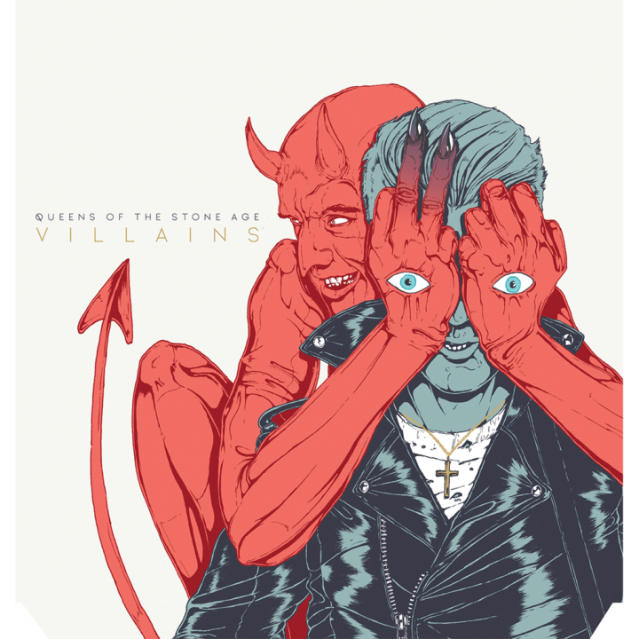 35_Queens Of The Stone Age – 'Villains'
