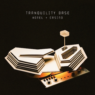 Arctic Monkeys-Tranquility Base Hotel + Casino (jake-sya)(HSE-1339)