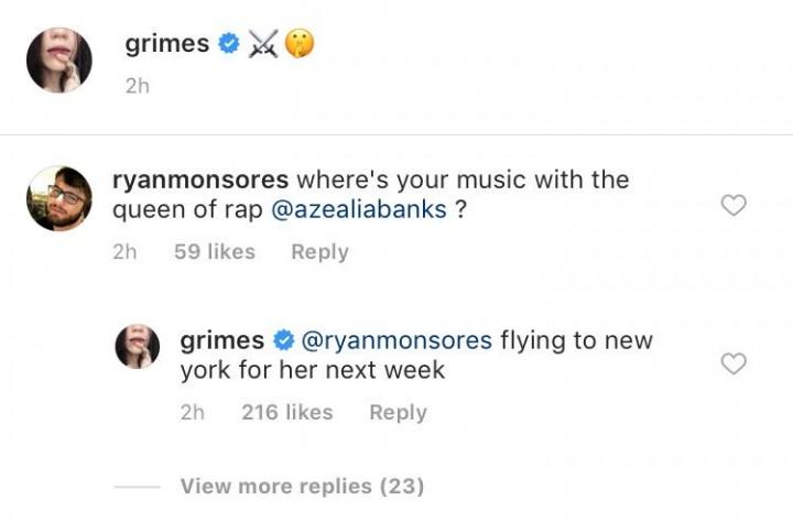 GrimesTweet