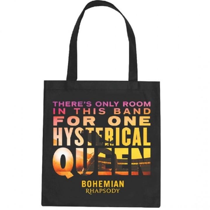 Queen Bohemian Rhapsody Hysterical Tote