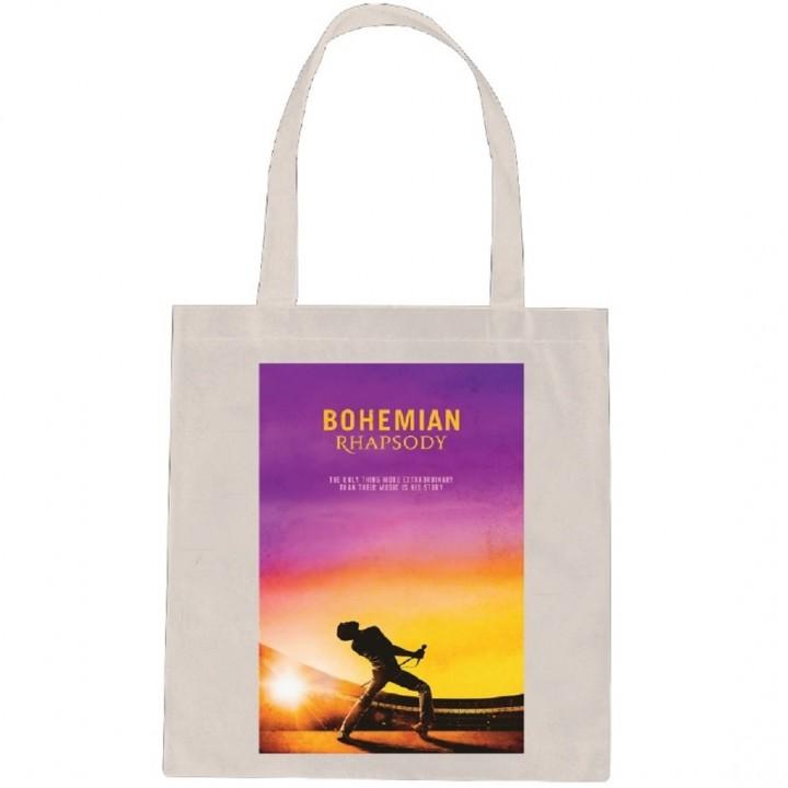Queen  Sunset Bohemian Rhapsody Movie Tote