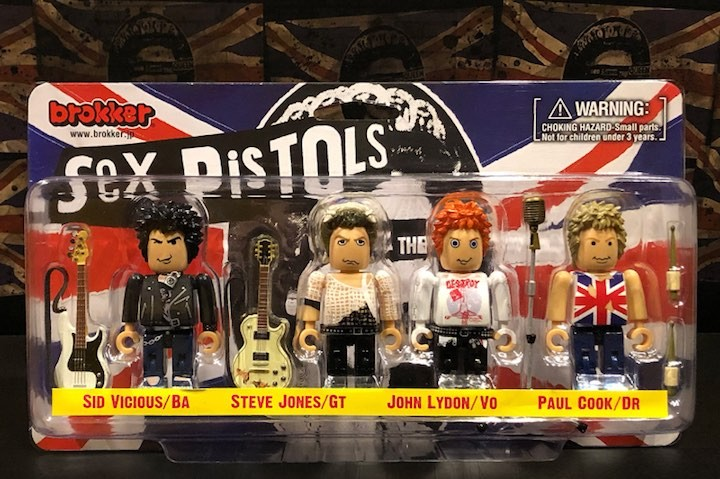 (C) 2018 Sex Pistols Residuals (C) 2018 brokker co.,ltd. All rights reserved.
