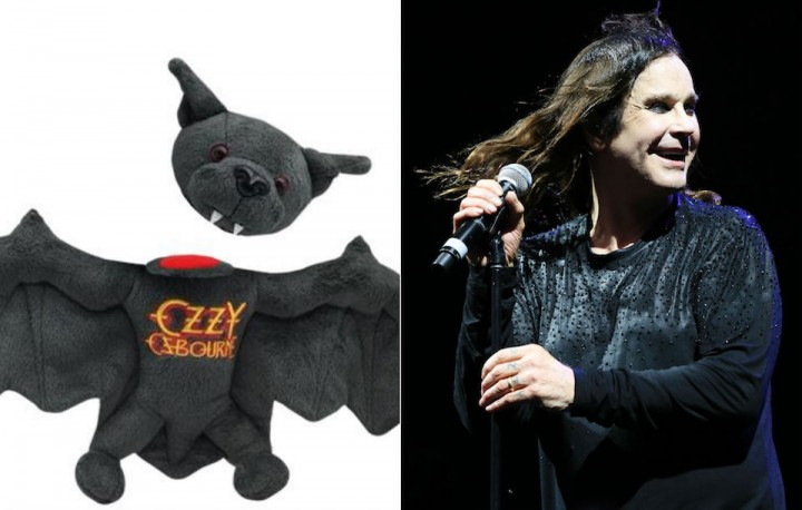 Ozzy Osbourne/Getty