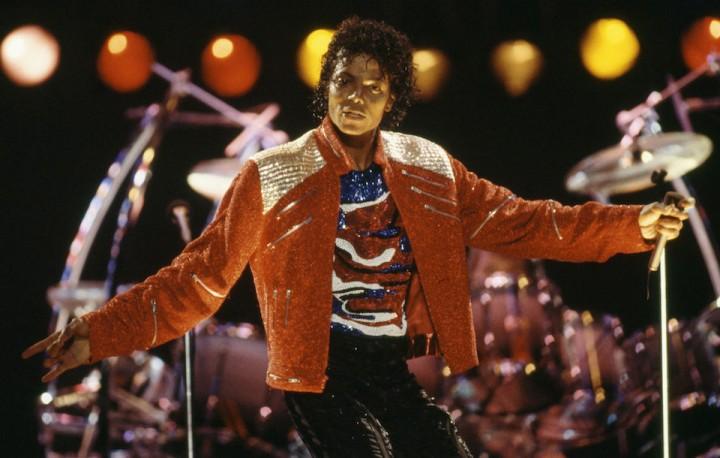 マイケル・ジャクソン、彼からの...