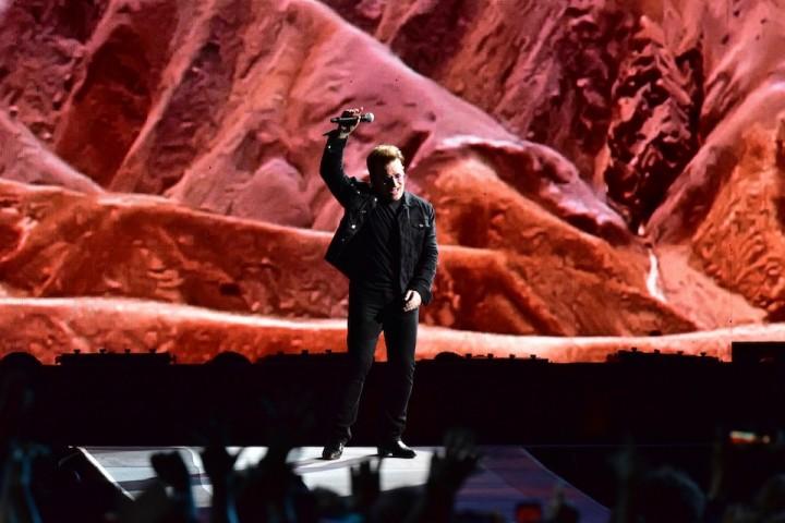 U2 Live Photo 20191204 Photo_3 by Yuki Kuroyanagi