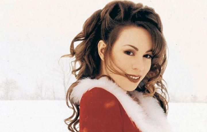 """マライア・キャリー、""""All I Want For Christmas"""