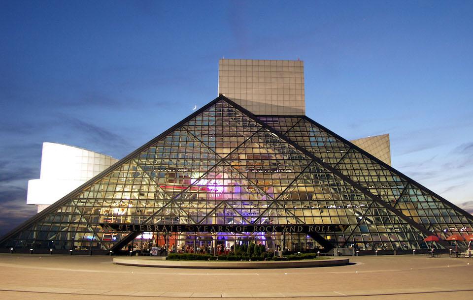 ロックの殿堂、2021年の式典の開催日程と会場が明らかに