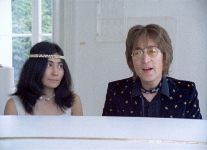 YOKO ONO LENNON All Rights Reserved