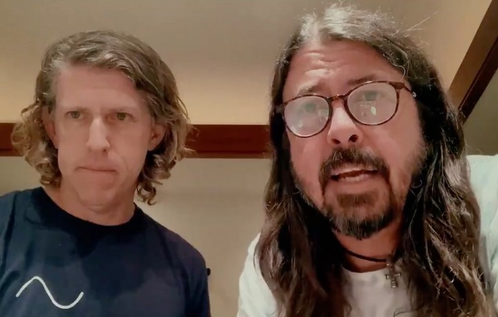foofighters/Twitter