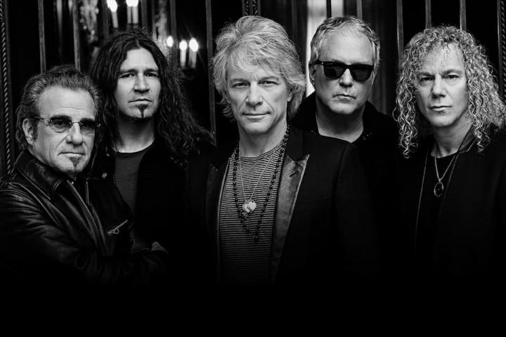 (C) 2021 Bon Jovi From Encore Nights